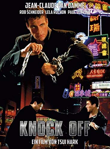 Knock Off - Uncut - Limitiertes Mediabook auf 135 Stück (+ DVD), Cover C [Blu-ray]