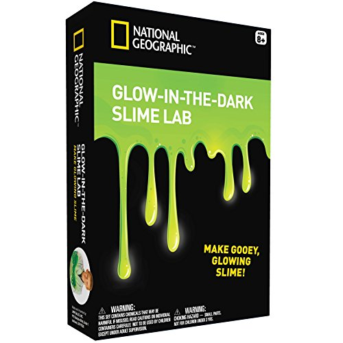 Slime Science Lab - Make Glowing Slime with NATIONAL GEOGRAPHIC