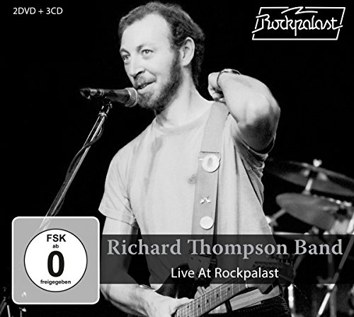 Live At Rockpalast (3CD+2DVD)