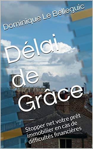 Délai de Grâce: Stopper net votre prêt immobilier en cas de difficultés financières par Dominique Le Belleguic