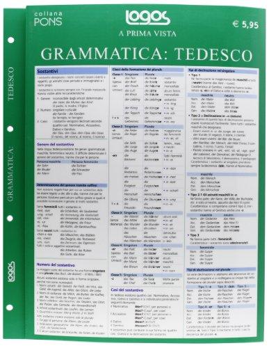 A prima vista grammatica: tedesco. Per gli Ist. Professionali alberghieri - Amazon Libri