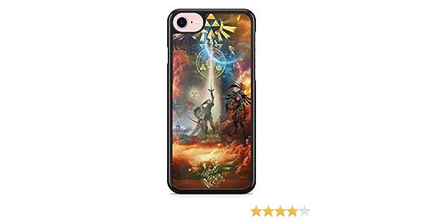 coque iphone 8 zelda link's awakening