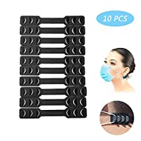 Strap Extender, Adjustable Mask Ear Line Extension Buckle, Non-slip Extension Strap, Can Protect Your Ears and Eliminate Pain, Compatible with Various Masks