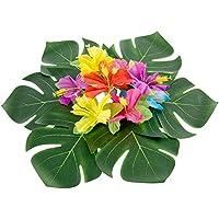 Comius Tropical Decorations, 40 piezas 20cm / 8