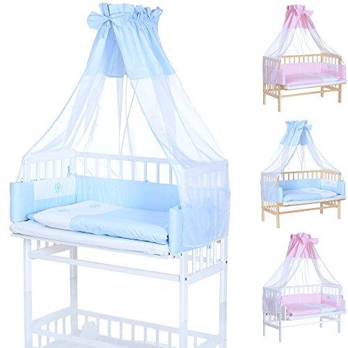 lit-cododo-bebe-enfant-lit-dsupplmentaire-90x40-cm-blanc-avec-set-de-literie-set-bleu-de-qualit-supr