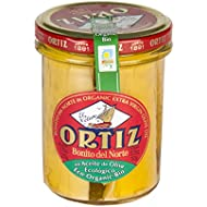 Ortiz Bonito Tuna Fillets In Organic Olive Oil, 220 g