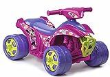Best vehículos todo terreno para niños - FEBER Quad, vehículo eléctrico, diseño Minnie Mouse Bow-tique Review