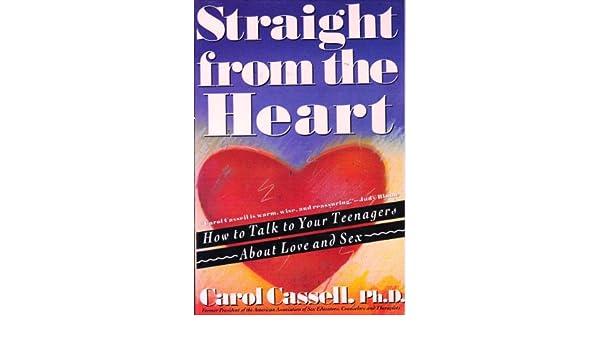 From heart love sex straight talk teenager