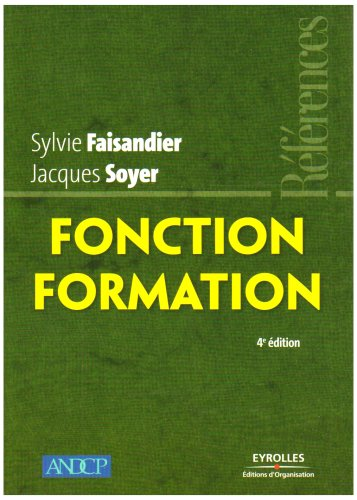 Fonction formation: Rfrences