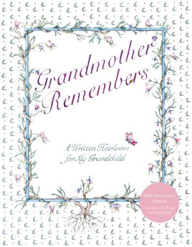 Grandmother Remembers 30th Anniversary Edition Cover Image