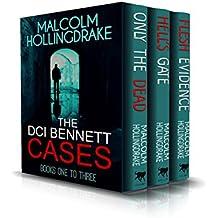 The DCI Bennett Cases: books 1 - 3