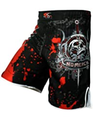 Pro Gel Fight Shorts UFC MMA Grappling Short Kick Boxing Muay Thai Cage Pants