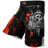 Short UFC MMA de combat professionnel à gel incorporé Tigon Sports - Pour arts martiaux mixtes, lutte, kick boxing, muay thaï
