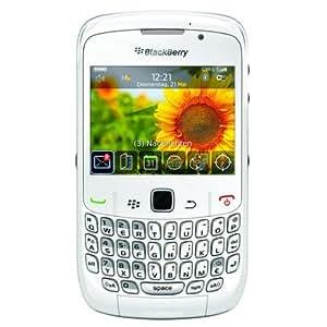 BlackBerry 8520 Gemini Smartphone Quadri-bande GPRS EDGE Bluetooth Noir