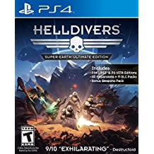 Helldivers Super Earth Ultimate Edition (輸入版)