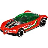 Mattel Hot Wheels DJL38 - Fußball Die-Cast Sortiment