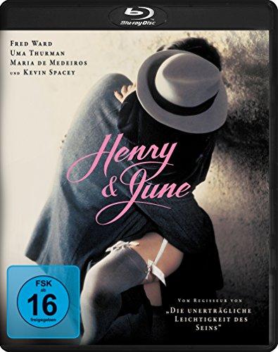 Bild von Henry & June [Blu-ray]