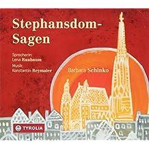 Stephansdom-Sagen: Gelesen von Lena Raubaum, musikalisch umrahmt von Konstantin Reymaier an der Domorgel zu St. Stephan.