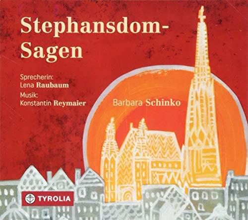 Stephansdom-Sagen: Gelesen von Lena Raubaum, musikalisch umrahmt von Konstantin Reymaier an der Domorgel zu St. Stephan. - Umrahmt