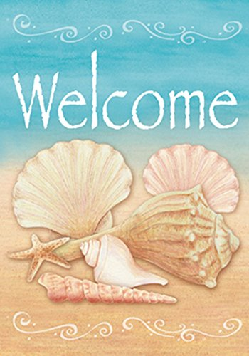 toland-home-garden-welcome-shells-flag-117073
