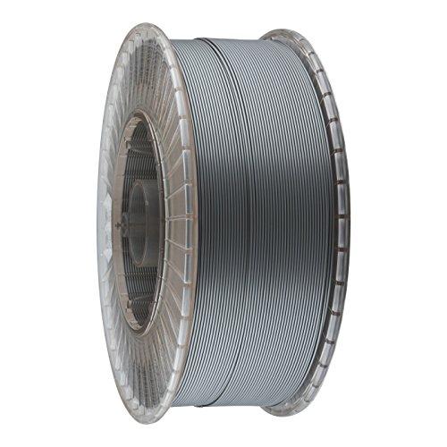PrimaCreator PC-EPETG-175-3000-SSI EasyPrint 3D Drucker Filament - PETG - 1.75 mm - 3 kg - Opak Silber