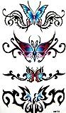 spestyle impermeable no tóxicos tatuajes temporales stickerswaterproof Temp Tatuajes...