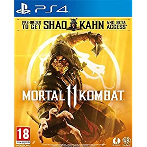 Mortal Kombat 11 – Day One Edition [PS4]