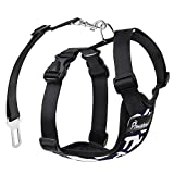 Best Dog Harnesses - Pawaboo Dog Safety Vest Harness, Pet Dog Adjustable Review