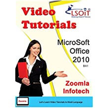 LSOIT MS Office 2010, Windows Basics, Internet and Emails, Excel, Word, PowerPoint Video Tutorials (DVD)