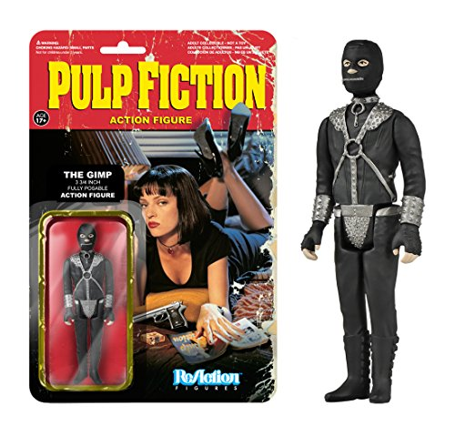 Pulp Fiction - Figurine Wave 2 ReAction The Gimp 10 cm