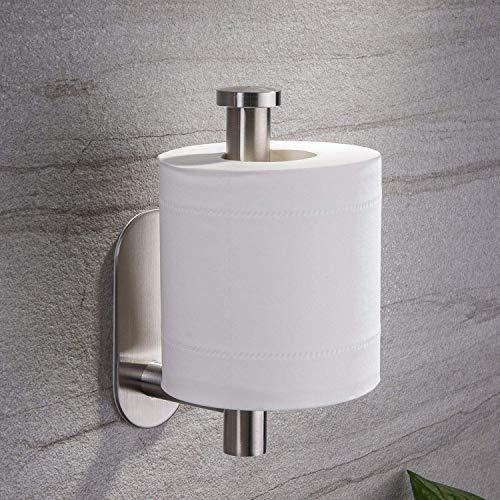 Ruicer portarotolo carta igienica senza foratura - porta rotolo carta igienica adesivo, in sus 304 acciaio inox