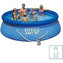 Intex Easy Set 28132 Piscina Rotonda con Pompa Filtro