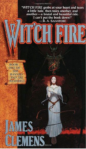Witch Fire (The Banned and the Banished, Book 1) (Banned & the Banished)