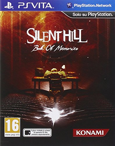 Silent Hill Book of Memories PSVita (Importación italiana)
