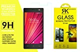 Lava X17 Tempered Glass, 9H Hardness Ultra Clear, Anti-Scratch, Bubble Free, Anti-Fingerprints & Oil Stains Coating (For Lava X17)