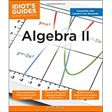 Algebra II (Idiot's Guides)