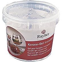 Rayher–Vela (Gel, cubo de plástico, multicolor, 750g