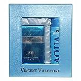 Vincent Valentine, Paris Aqua de Valentine perfume & deodorant gift set