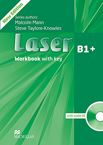 Laser B1+ Workbook with Key and CD Pack Third Edition (Laser 3rd Edition B1)