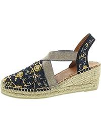 Suchergebnis auf Amazon.de für  Jeans Farbe - Sandalen   Damen ... 957d70eedb