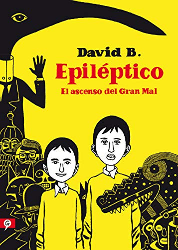 Epiléptico (Salamandra Graphic)
