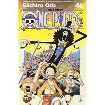 One Piece. New Edition: 46