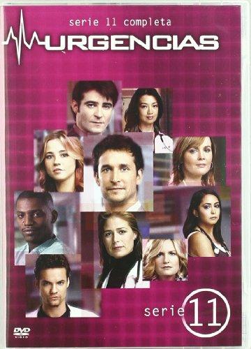 Urgencias (11ª temporada) [DVD]