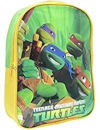 vamos tn7571 sac a dos bts les tortues ninja 28x22x8 cm - Cartable Tortue Ninja