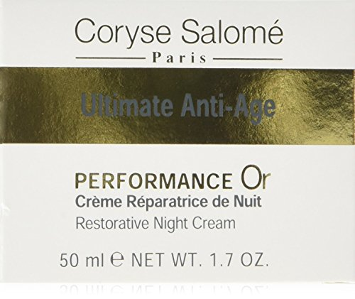 Prestazioni Coryse Salome Ultimate Anti-Aging Gold Night Repair Cream 50ml