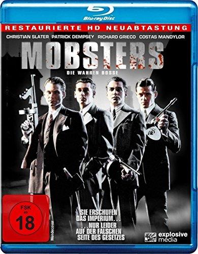 Bild von Mobsters - Die wahren Bosse (Blu-ray)