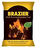 Brazier Fuels Multi Purpose Smokeless Fuel, 10 kg