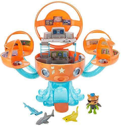 Octonauts dyt06'Octopod tiburón' aventura Playset
