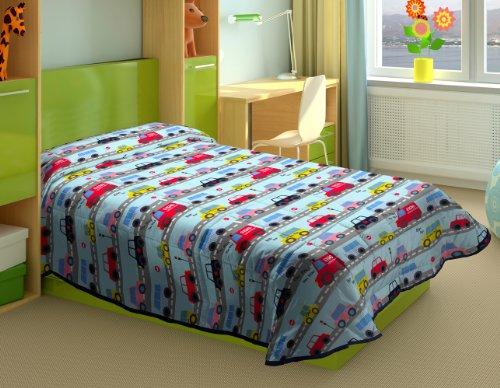 Burrito Blanco - Edredón Dorm 129 para cama de 90x190/200 cm, color...