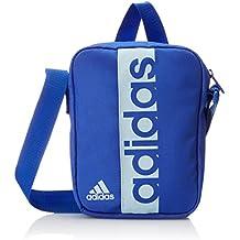 0e3c1a8e5 adidas Linear Performance Organizador Bolsa de Deporte, Color hi-Res Blue  s18/Blue